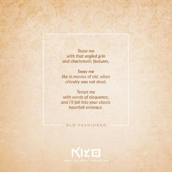 Old Fashioned by Kiyo-Poetry