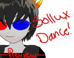 Sollux dance by Minteyy