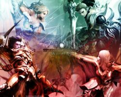 AION Wallpaper VI by DeathBlossom