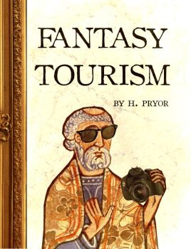 Fantasy Tourism Cover by LostThyme