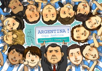 Copa America by kay924026