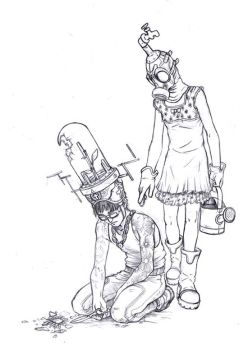 atomica is bomb sketch 2005 by wagnermm19