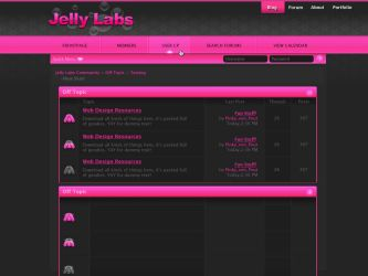 JellyLabs comission by El3ment4l