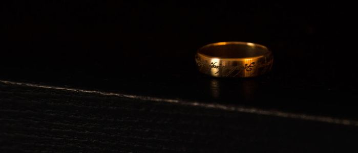 The one ring ! by YgsenddPhoto