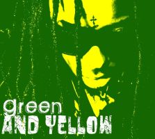 WeezyGreenandYellow by Avey-Cee
