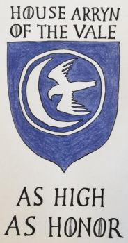 House Arryn of the Vale - As High As Honor by Ladyblanche85