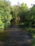 South view of Black creek by Android-shooter