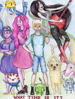 Adventure Time! by chlsjiles