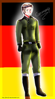 APH: Germany :Full Body: by Field-Of-Roses