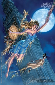'A Wendy Who Grew UP' FTF 2012 by J-Scott-Campbell