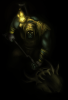 Yorick - League of Legends by Kaadan