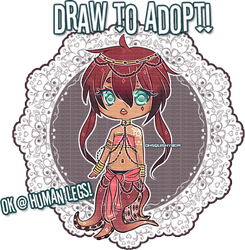 [CLOSED WINNER ANNOUNCED] DRAW TO ADOPT by OhSquishy