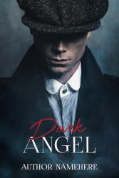 Dark Angel - Book Cover - Premade book cover by LondonMontgomery