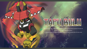 Tapu Bulu - Wallpaper