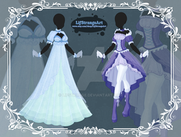 [Close]  Adoptable Outfit Auction 82-83 by LifStrange