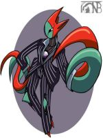 Pokemorphs - Deoxys