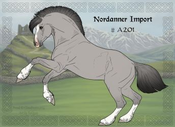 Nordanner Admin Import A201 by Cloudrunner64