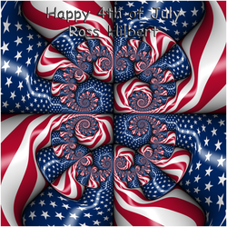 Happy 4th of July by rosshilbert