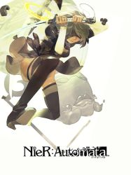 Nier by kinggainer