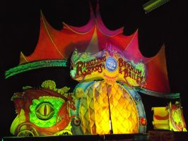 Ringling Brothers and Barnum and Bailey by pink12301