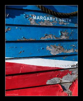 Margaret Smith has seen better days by LordLJCornellPhotos