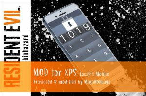 MOD for XPS: Lucas's Mobile by MayaRokuaya