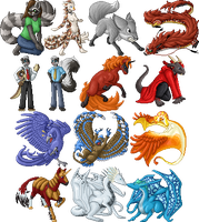 Pixel Attack by armaina