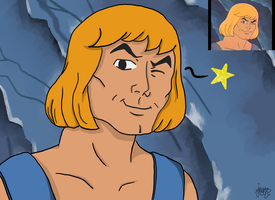 He Man by Elmer157Typhlosion