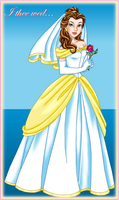 Belle: Wedding by Nyxity