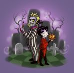 Little Beetlejuice by daekazu