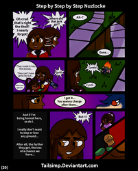 Step by Step by Step Nuzlocke Page 20 by Tailsimp