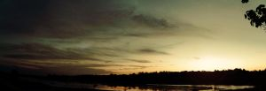 8 PM panorama by ksouth
