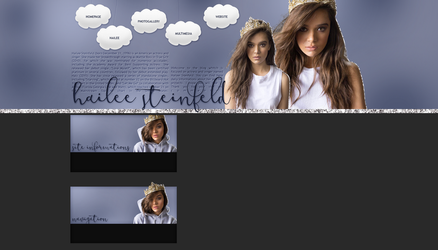 Free Layout ft. Hailee Steinfeld by Kate-Mikaelson