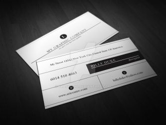 Smart Business Card by FBAstudio