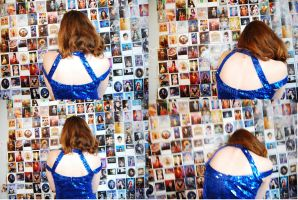 the same blue dress 4 by providergirl