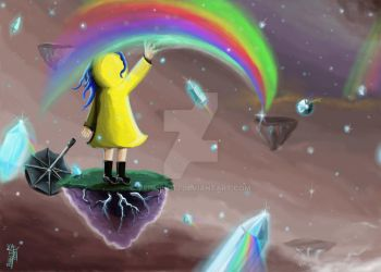 Reaching for that Rainbow by VerminGTi