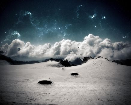 For A Thousand Years by vaporization