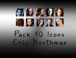 Eric Northman Icons Pack by angiezinha