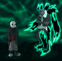 Revenantale contest entry by Arerona