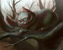 Cheshire by deadro