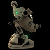 Speed Modeled Mech 2 by Cool-Clothes
