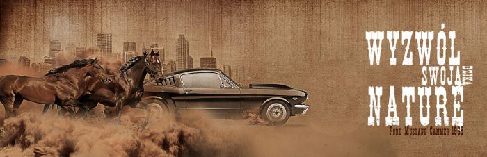 Mustang by 19adrian90