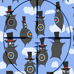 Black Hat - Hunting grounds INFLATION by makeitBIGandGOOD