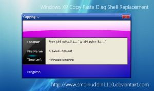Copy Paste Dialog Replacement by smoinuddin1110