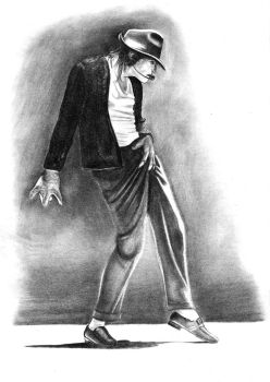 Michael Jackson Tribute by Orbski