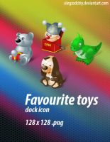 Favourite toys by OlegZodchiy