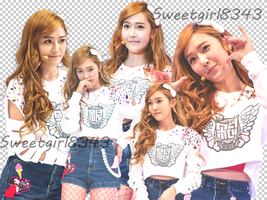 Jessica PNG Pack by Sweetgirl8343