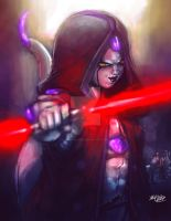 Sith Lord Freeza by Mark-Clark-II