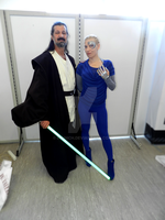 I as seven Vienna Comic Con VCC 2015 by MeinIch