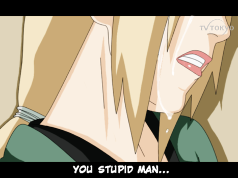 Tsunade...Don't Cry by Sasori93
